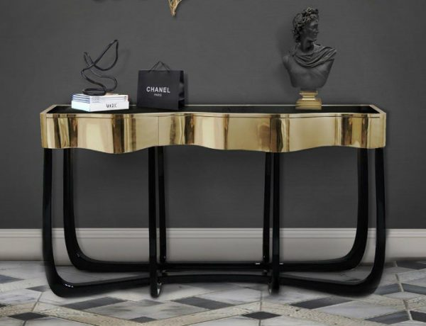 console table designs The Best Console Table Designs on Pinterest featured 12 600x460