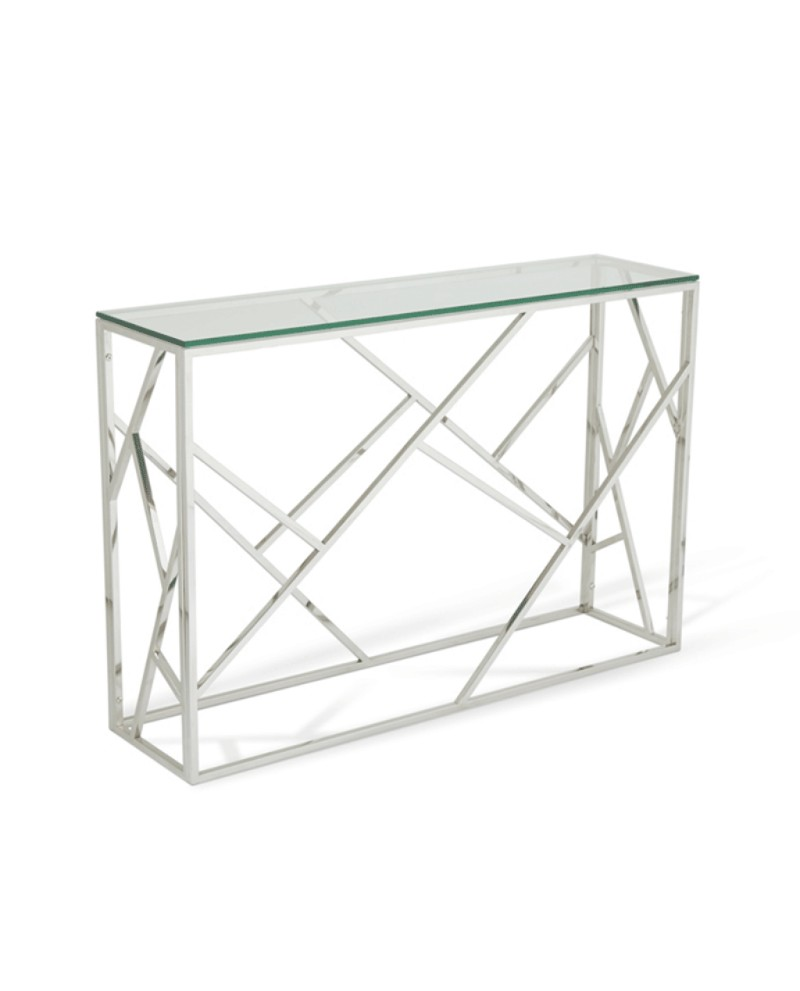 Top 10 Silver Modern Console Tables