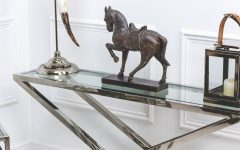 console table Incredible Steel Console Tables for a Luxury Home zfeatured 1 240x150