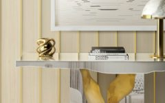 mirrored console tables Mirrored Console Tables: The latest trends zfeatured 9 240x150