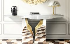 modern console tables Exploring the Nature Through Modern Console Tables lapiaz 240x150