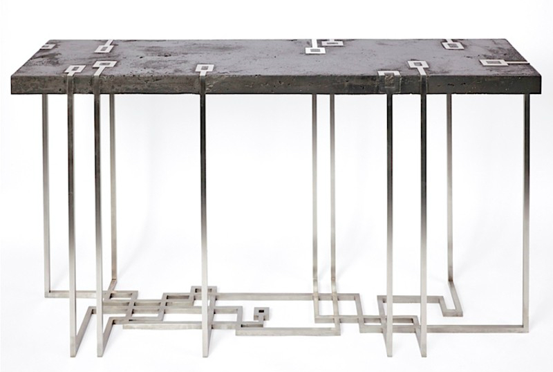 console tables Incredibly Designed Console Tables By The Top Designer Erwan Boulloud Incredibly Designed Console Tables By The Top Designer Erwan Boulloud 8