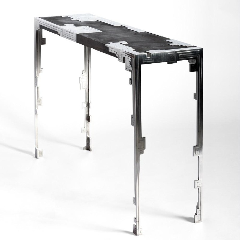 console tables Incredibly Designed Console Tables By The Top Designer Erwan Boulloud Incredibly Designed Console Tables By The Top Designer Erwan Boulloud
