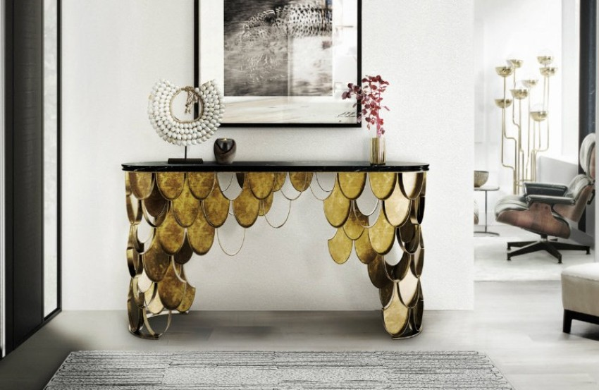 Modern Console Tables Modern Console Tables Modern Console Tables for a Contemporary Interior Design 10 3