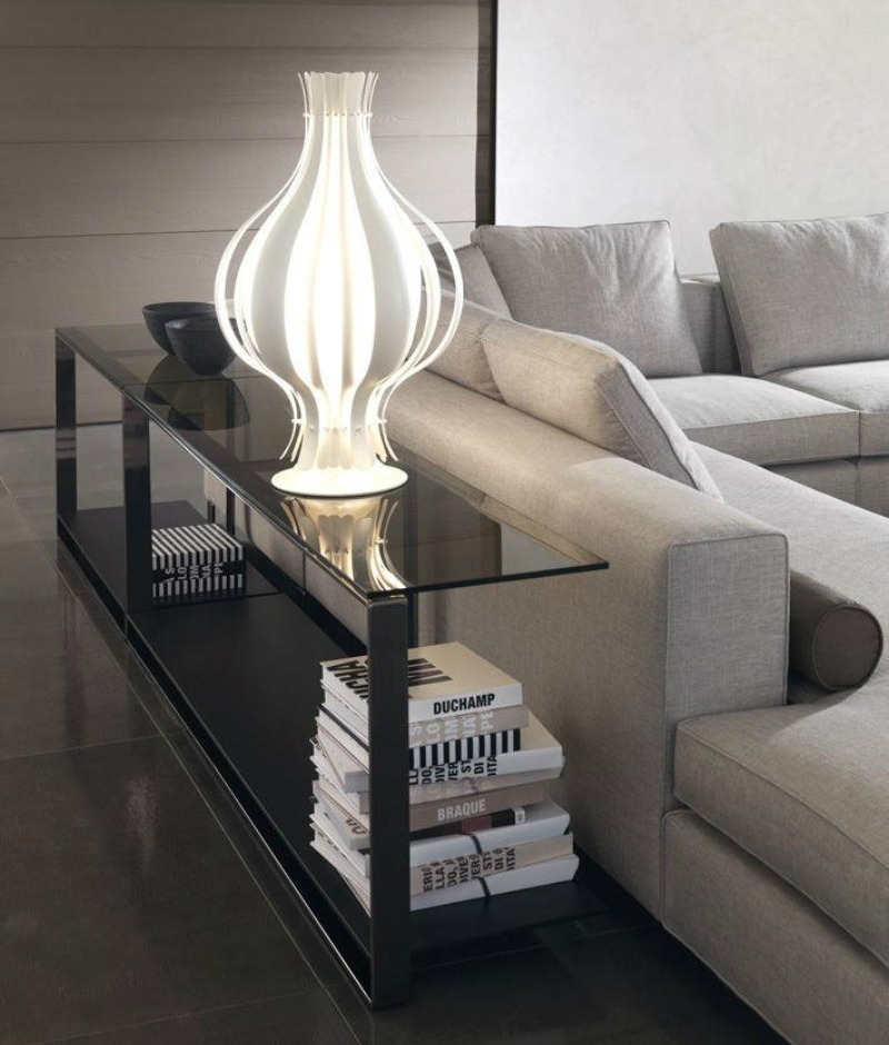 console table 10 Console Table Ideas That Will Add Prestige To Your Living Room 10 Console Table Ideas That Will Add Prestige To Your Living Room 9