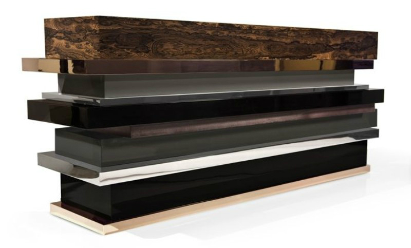 console table 10 Console Table Ideas That Will Add Prestige To Your Living Room 10 Console Table Ideas That Will Add Prestige To Your Living Room