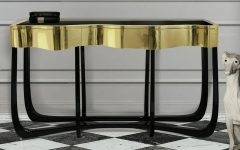 modern console tables 10 Astonishing Modern Console Tables Designs 17 240x150