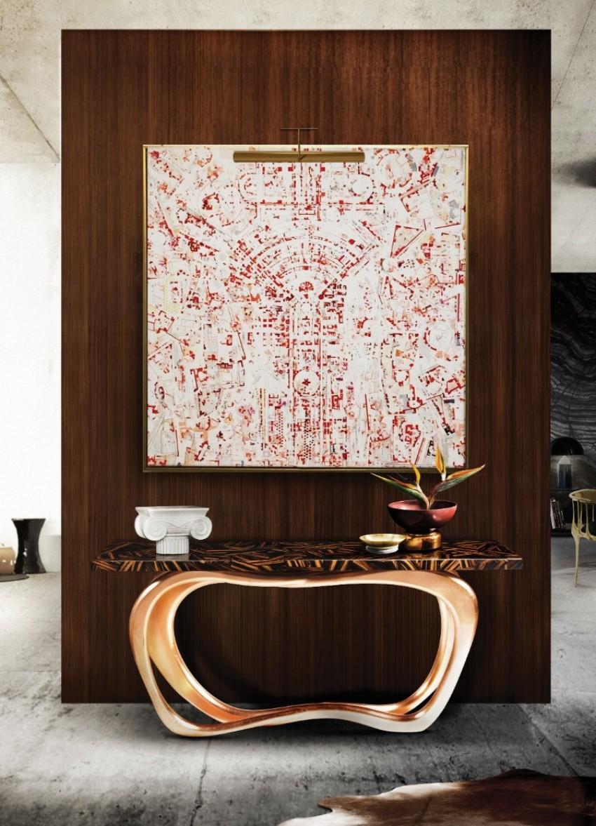 interior decoration Elegant Entryway Ideas For The Best Interior Decoration 3 2
