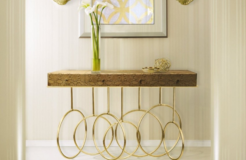 Modern Console Tables Modern Console Tables for a Contemporary Interior Design 3 4
