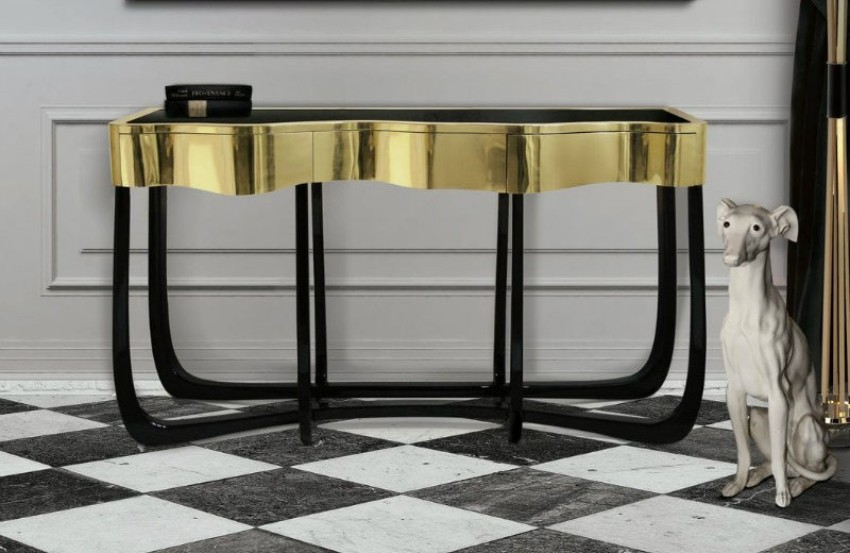 Modern Console Tables Modern Console Tables for a Contemporary Interior Design 6 3