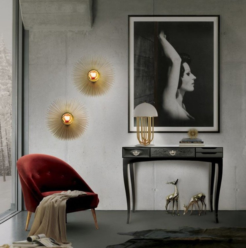 modern console tables 10 Astonishing Modern Console Tables Designs 7