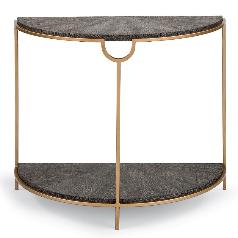 modern console tables, interior space, living space, contemporary furniture, interior design, home décor, console table, design ideas, luxury brand interior design Delicate Console Tables by The Top Interior Design Brand Regina Andrew Delicate Console Tables by The Top Interior Design Brand Regina Andrew 4 1