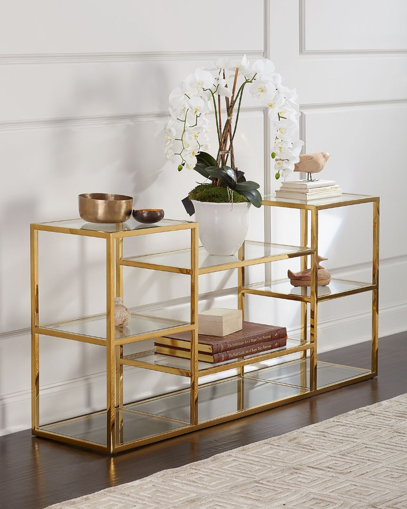 interior design Delicate Console Tables by The Top Interior Design Brand Regina Andrew Delicate Console Tables by The Top Interior Design Brand Regina Andrew 5 1