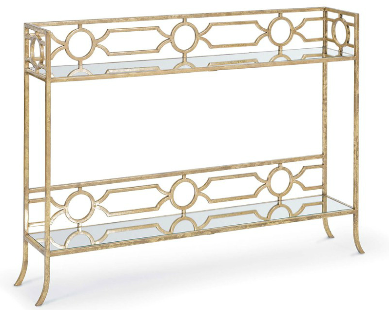 modern console tables, interior space, living space, contemporary furniture, interior design, home décor, console table, design ideas, luxury brand interior design Delicate Console Tables by The Top Interior Design Brand Regina Andrew Delicate Console Tables by The Top Interior Design Brand Regina Andrew 6 1