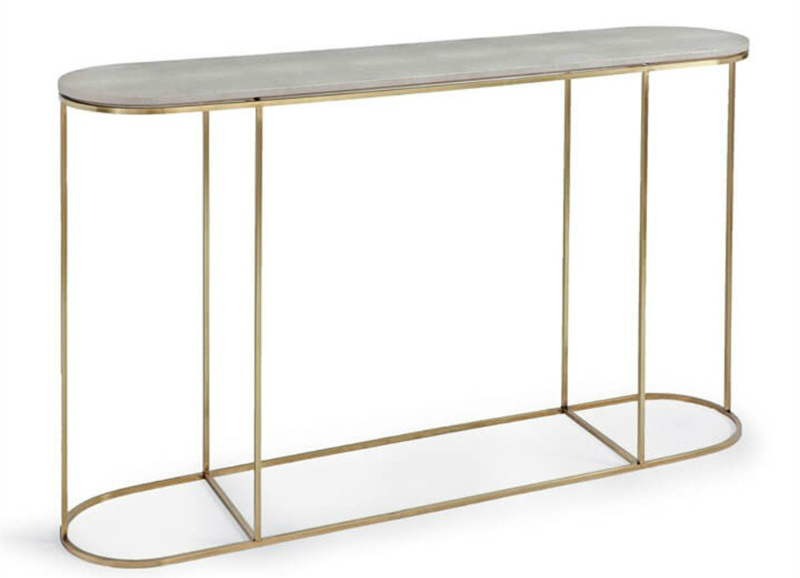 modern console tables, interior space, living space, contemporary furniture, interior design, home décor, console table, design ideas, luxury brand interior design Delicate Console Tables by The Top Interior Design Brand Regina Andrew Delicate Console Tables by The Top Interior Design Brand Regina Andrew 7 1