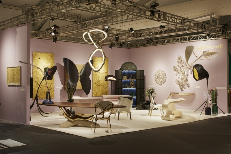 design miami Highlights of Design Miami and Art Basel: Imposing Console Tables Highlights of Design Miami and Art Basel Imposing Console Tables 4