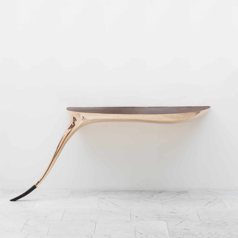 modern console tables, interior space, contemporary furniture, interior design, home décor, luxury brand, console table, design ideas, design miami design miami Highlights of Design Miami and Art Basel: Imposing Console Tables Highlights of Design Miami and Art Basel Imposing Console Tables 5