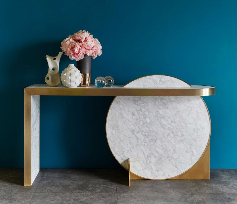 console table Let These Top Designers Inspire You With The Best Console Table Ideas Let These Top Designers Inspire You With The Best Console Table Ideas 10