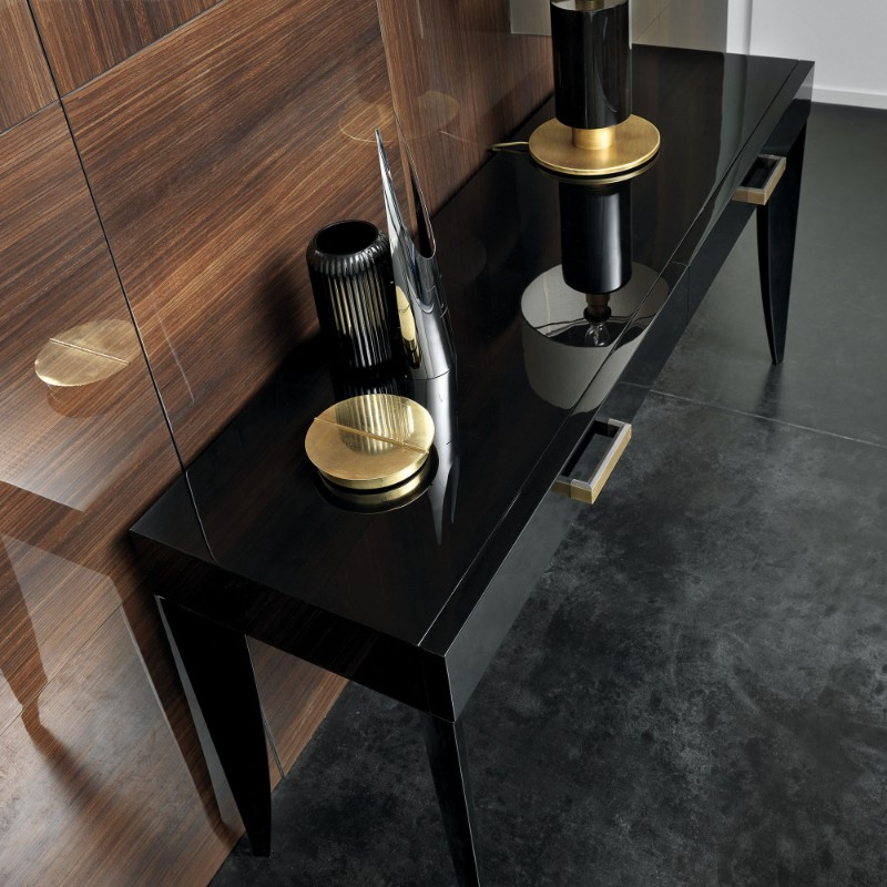 Italian Luxury Brands: Discover Console Tables By Daytona italian luxury brands Italian Luxury Brands: Discover Console Tables By Daytona 00140 dante console table alt1