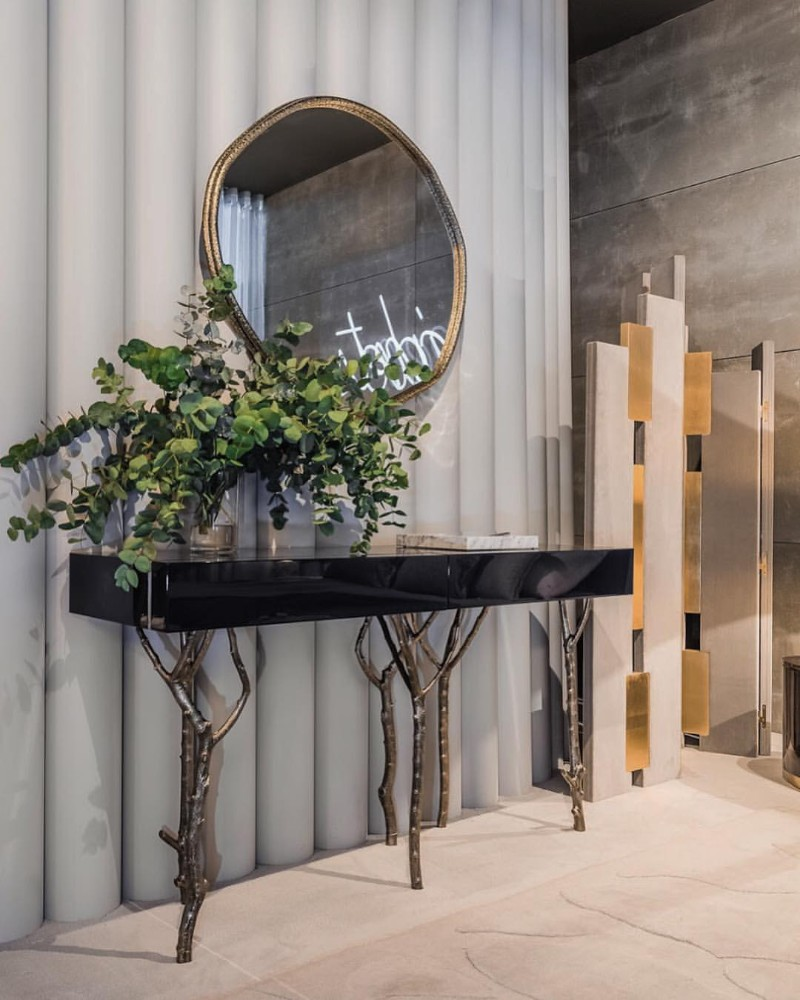 console table design 10 Of The Best Console Table Design 10 of the best console table design 12