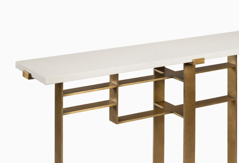 Modern Console Tables By Luxury Brands That Will Be In AD Show 2019 modern console tables Modern Console Tables By Luxury Brands That Will Be In AD Show 2019 CMSTivoliConsole4