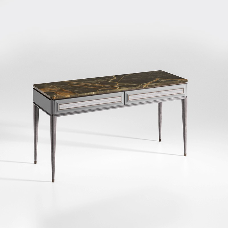 Modern Console Tables By Cipriani Hoomod For A Contemporary Decoration modern console tables Modern Console Tables By Cipriani Hoomod For A Contemporary Decoration Cipriani Blue Moon Art