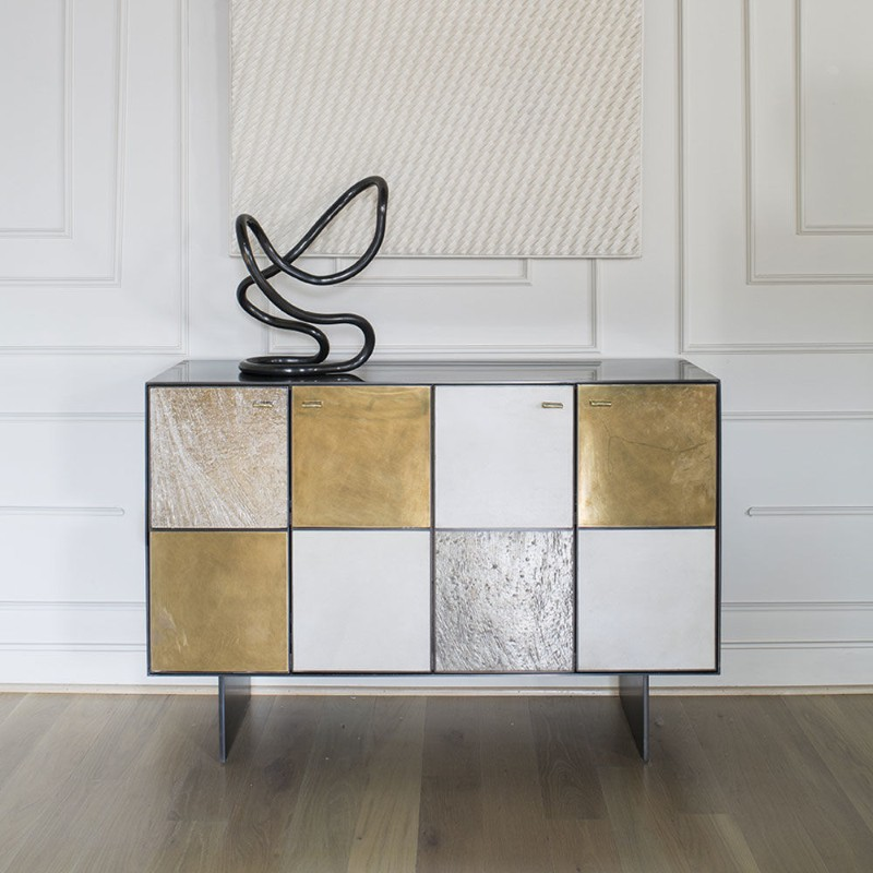 modern console tables Kelly Wearstler Modern Console Tables For Your Master Decoration EJV 1502 49A COLOR