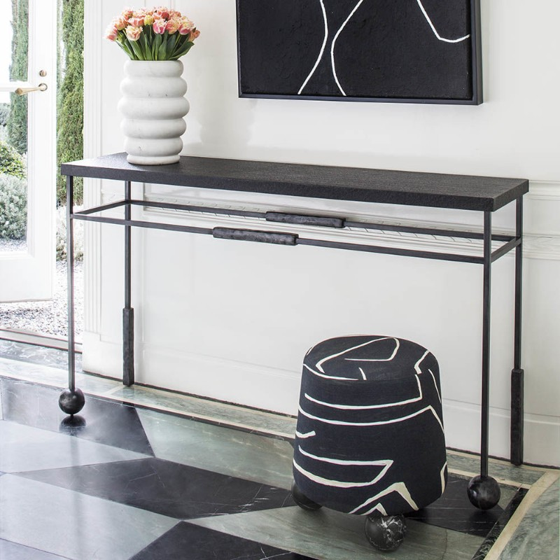 Kelly Wearstler Modern Console Tables For Your Master Decoration