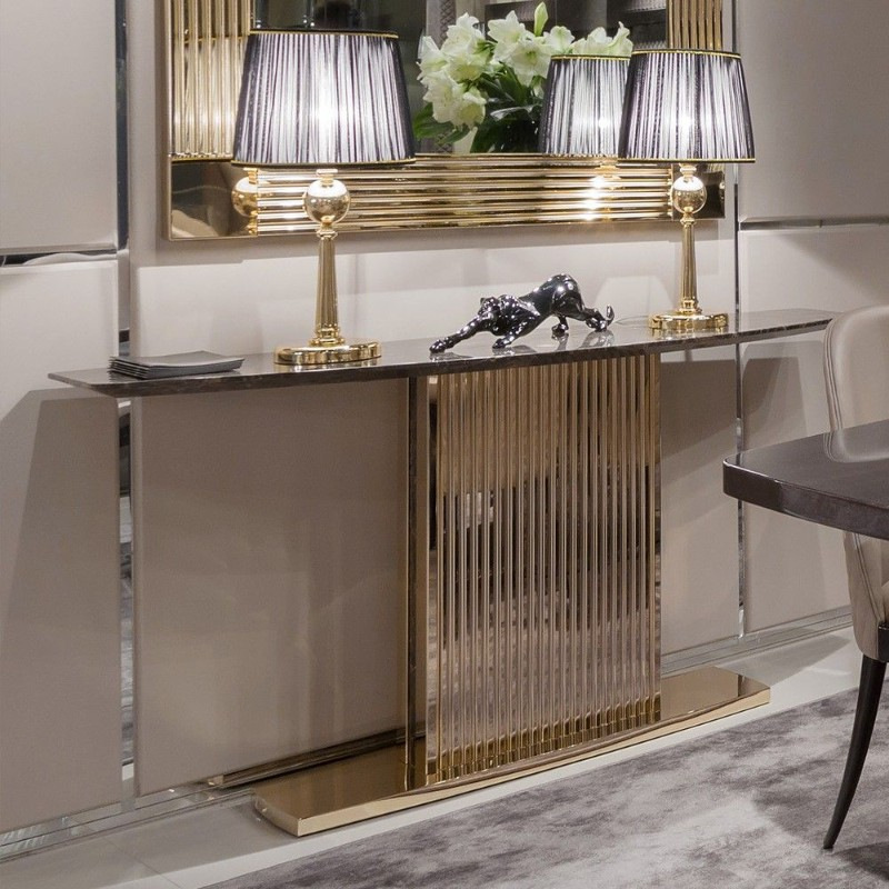 Exclusive High-end Designer Console Tables by Juliettes Interiors High-end Designer Console Tables Exclusive High-end Designer Console Tables by Juliettes Interiors Exclusive High end Designer White Console Tables by Juliettes Interiors 12
