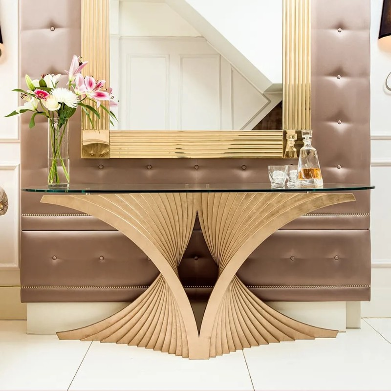 high-end designer console tables Exclusive High-end Designer Console Tables by Juliettes Interiors Exclusive High end Designer White Console Tables by Juliettes Interiors 15