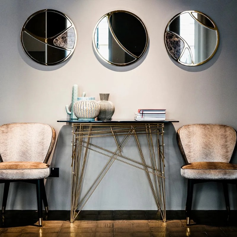 Exclusive High-end Designer Console Tables by Juliettes Interiors High-end Designer Console Tables Exclusive High-end Designer Console Tables by Juliettes Interiors Exclusive High end Designer White Console Tables by Juliettes Interiors 3