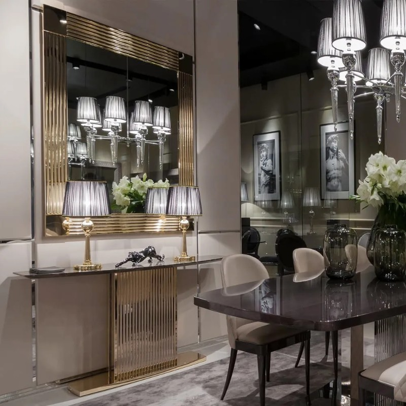 Exclusive High-end Designer Console Tables by Juliettes Interiors High-end Designer Console Tables Exclusive High-end Designer Console Tables by Juliettes Interiors Exclusive High end Designer White Console Tables by Juliettes Interiors 5