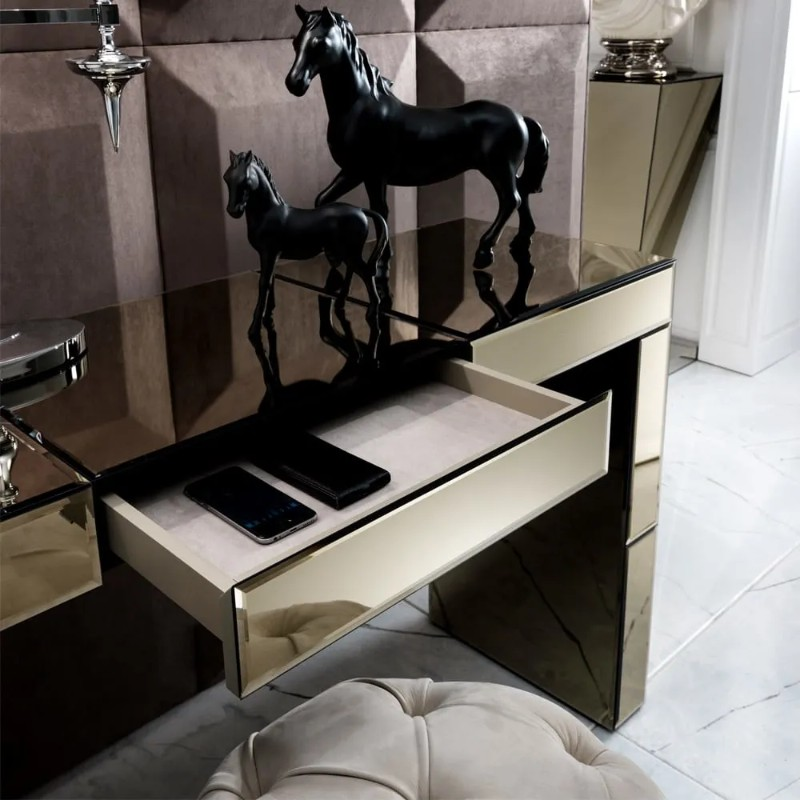 Exclusive High-end Designer Console Tables by Juliettes Interiors High-end Designer Console Tables Exclusive High-end Designer Console Tables by Juliettes Interiors Exclusive High end Designer White Console Tables by Juliettes Interiors 7