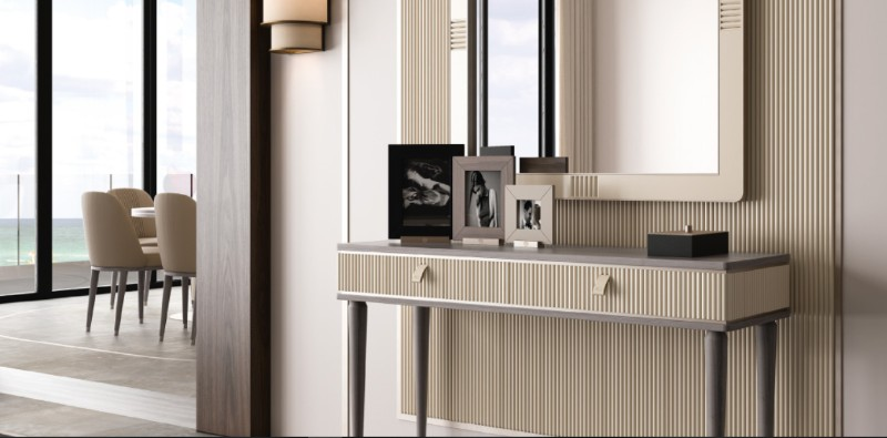 Modern Console Tables By Cipriani Hoomod For A Contemporary Decoration modern console tables Modern Console Tables By Cipriani Hoomod For A Contemporary Decoration cocoon