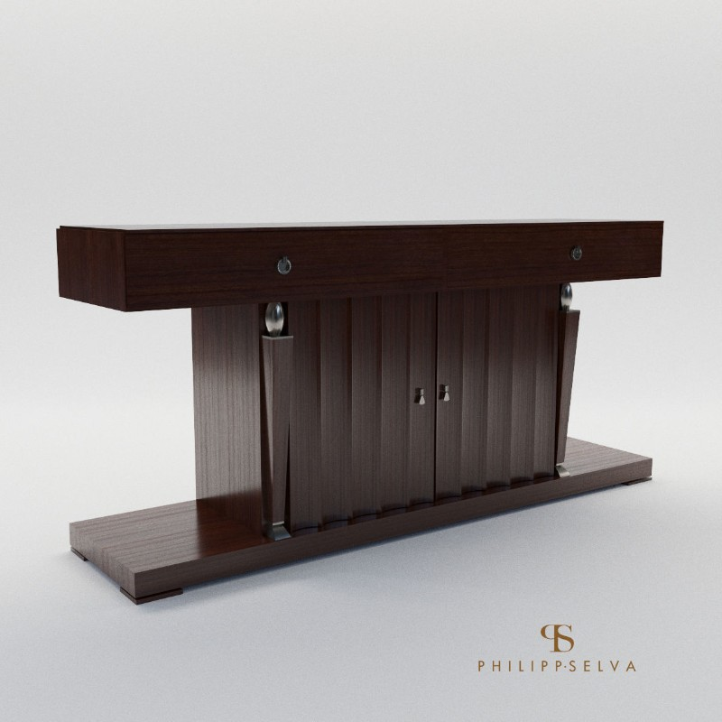 Italian Luxury Brands: Discover Console Tables By Selva italian luxury brands Italian Luxury Brands: Discover Console Tables By Selva console heritage design by philipp selva 3d model max obj fbx mtl pdf