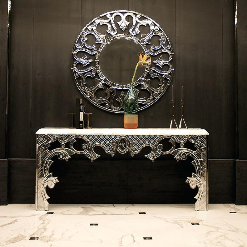 entryway console tables entryway console tables Taylor Llorente's Entryway Console Tables to Inspire You console table with mirror console tables with mirror console table with mirror set simple cool
