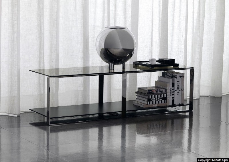 Italian Luxury Brands: Discover Console Tables By Minotti italian luxury brand Italian Luxury Brands: Discover Console Tables By Minotti console 04