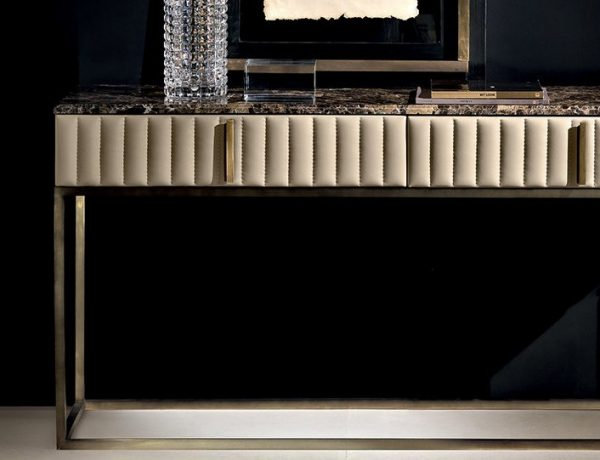 italian luxury brands Italian Luxury Brands: Discover Console Tables By Daytona featured 10 600x460