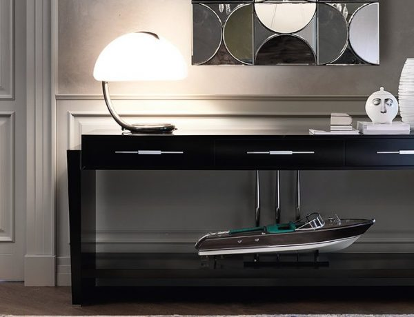 italian luxury brands Italian Luxury Brands: Discover Console Tables By Selva featured 8 600x460