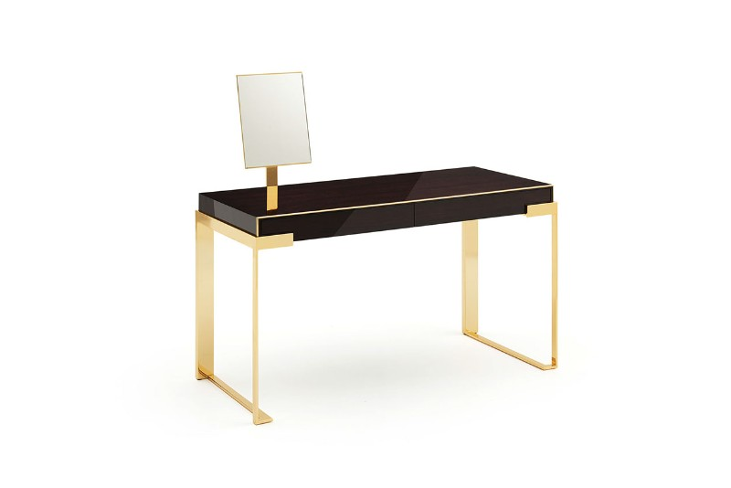 Console Tables By Luxury Brands That Will Be At Salone Del Mobile 2019 console table Console Tables By Luxury Brands That Will Be At Salone Del Mobile 2019 ff aura lady desk with mirror