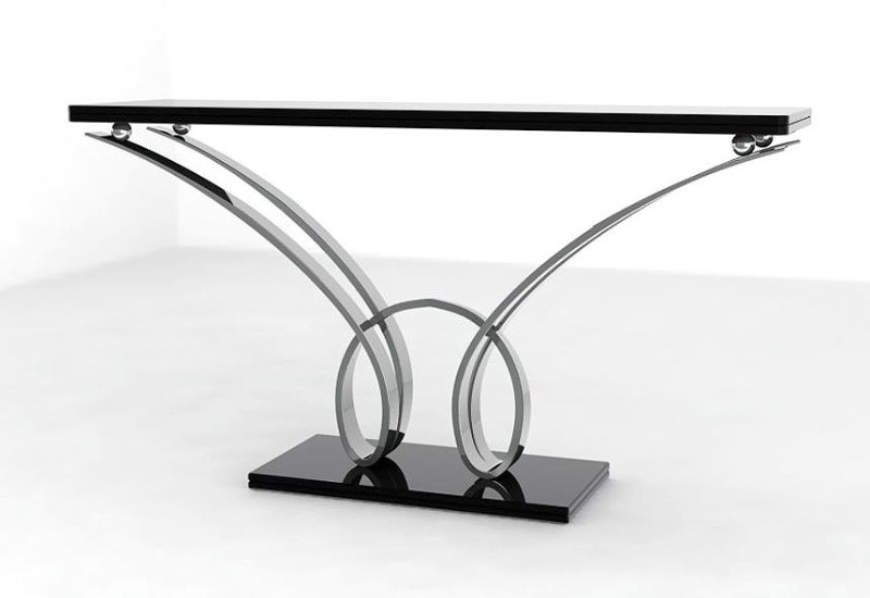 entryway console tables entryway console tables Taylor Llorente's Entryway Console Tables to Inspire You steelconsole l
