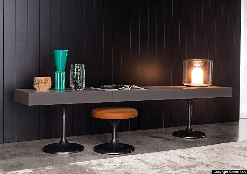 Italian Luxury Brands: Discover Console Tables By Minotti italian luxury brand Italian Luxury Brands: Discover Console Tables By Minotti z lane 01 gallery
