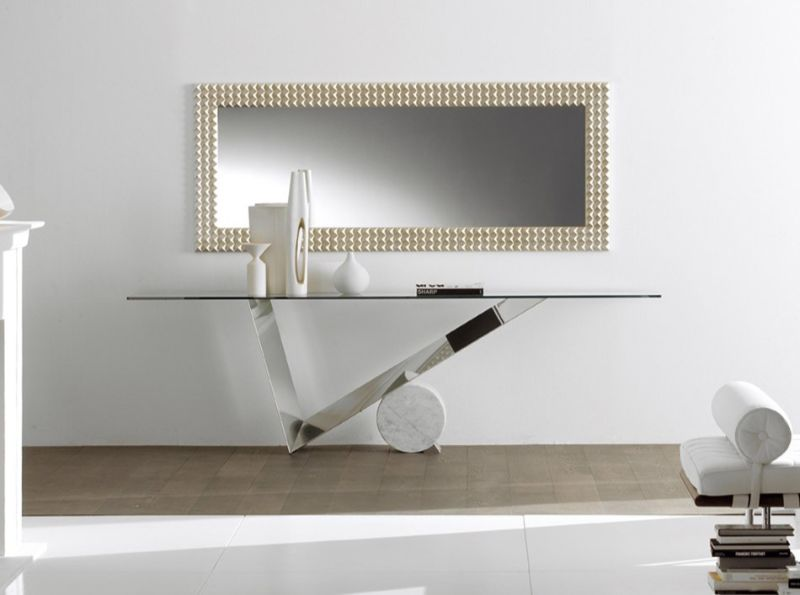 Mirrored Console Table Designs To Inspire You mirrored console table Mirrored Console Table Designs To Inspire You 01 cattelan italia console valentinox 02