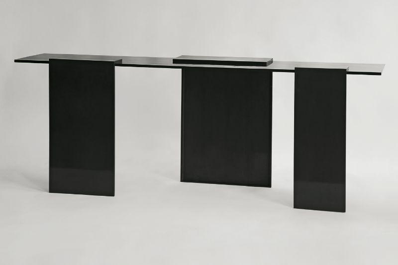 modern console tables Modern Console Tables by Eric Schmitt 061 1