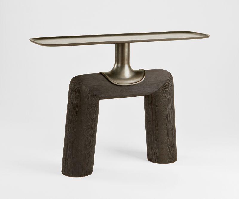 modern console tables Modern Console Tables by Eric Schmitt 160 1