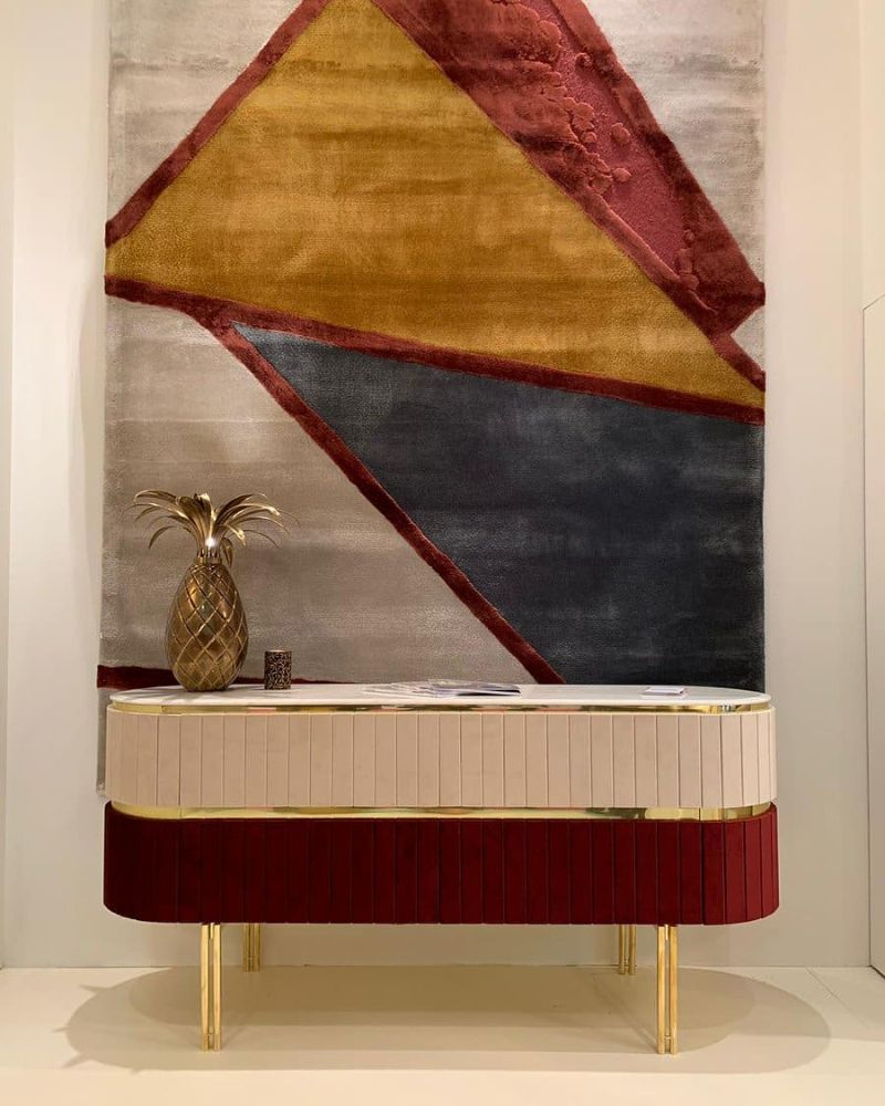Luxury Console Tables at Salone del Mobile 2019 salone del mobile Luxury Console Tables at Salone del Mobile 2019 57439978 822580284747384 682892280810139836 n