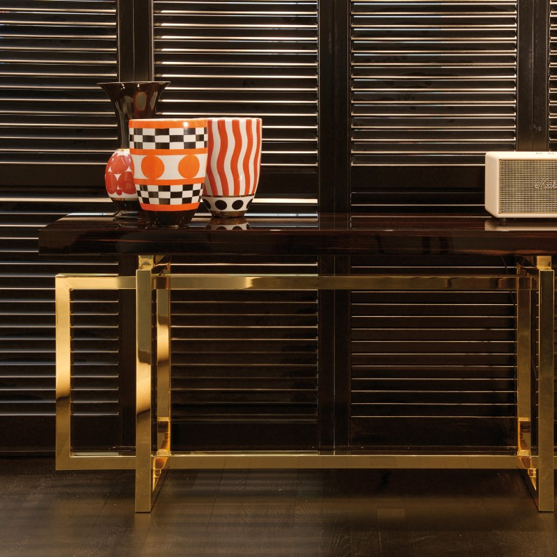 Gold, Modern And Luxury Console Tables console table Gold, Modern And Luxury Console Tables DOMEMI 121 A