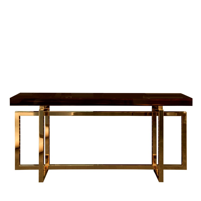 Gold, Modern And Luxury Console Tables console table Gold, Modern And Luxury Console Tables DOMEMI 12120181224 7493 lu7v53