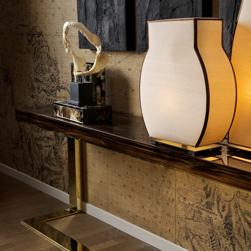 Gold, Modern And Luxury Console Tables console table Gold, Modern And Luxury Console Tables DOMEMI 123 B
