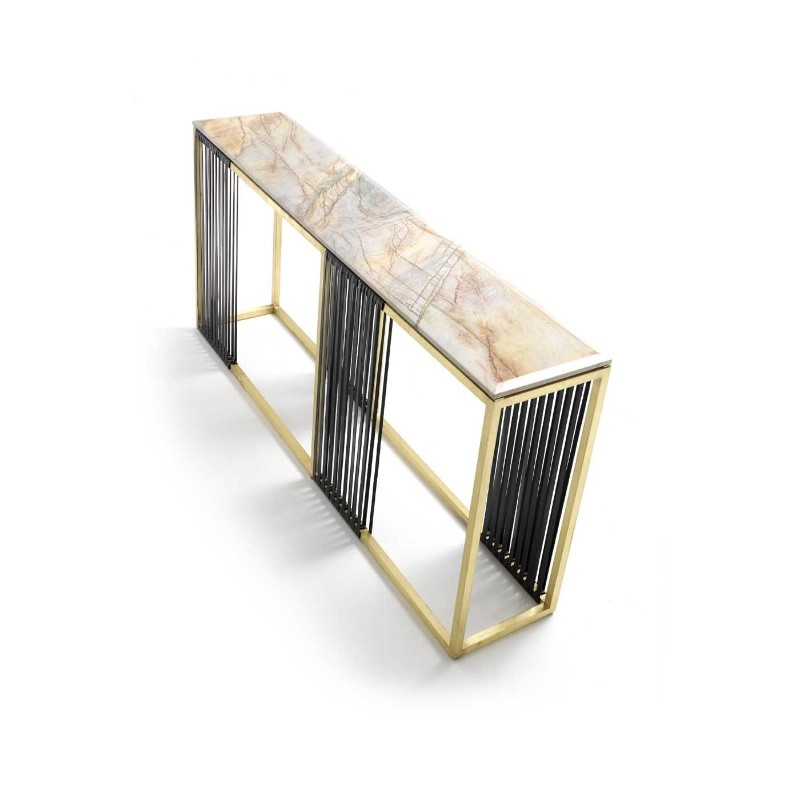 Gold, Modern And Luxury Console Tables console table Gold, Modern And Luxury Console Tables ULIVPI 061 B20190308 3735 ilymju
